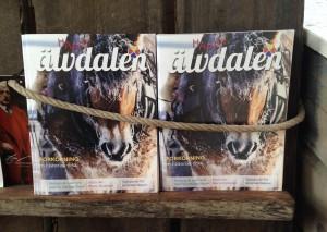 Nu kan du läsa Happy Älvdalens vintermagasin på webben. Klicka på länken nedan och ta del av magasinet!