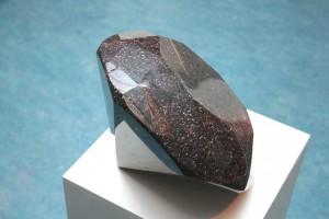 Diamant, Blybergsporfyr, George Badawi
