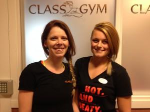 Ida och Emma arbetar som personliga tränare på Class Gym i Älvdalen och hjälper dig att hitta rätt träningsform utifrån dina egna förutsättningar.