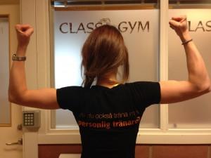 Vill du också träna med personlig tränare? Kontakta Ida och Emma på Class Gym i Älvdalen