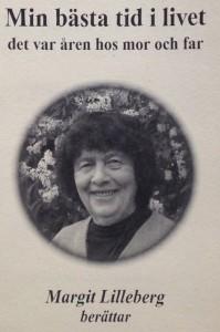 Boken om Margit Lilleberg