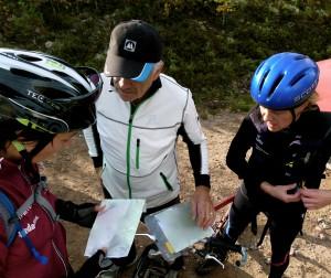 Cykel - en del i Sportkullan Adventure Race