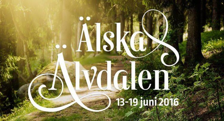 Älska Älvdalen skog