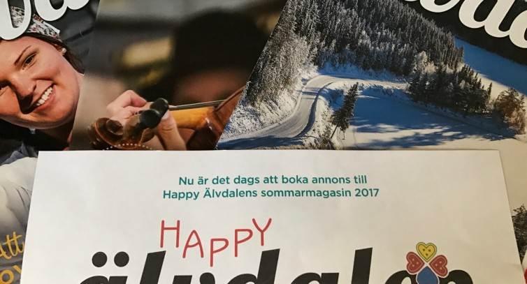 Annonsera i Happy sommar 2017